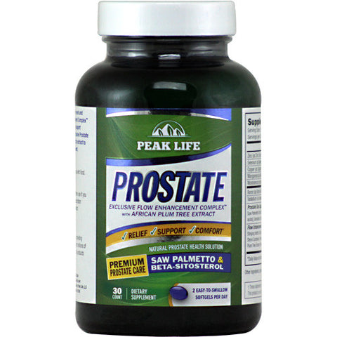 General Health - Peak Life Prostate 30 Ct