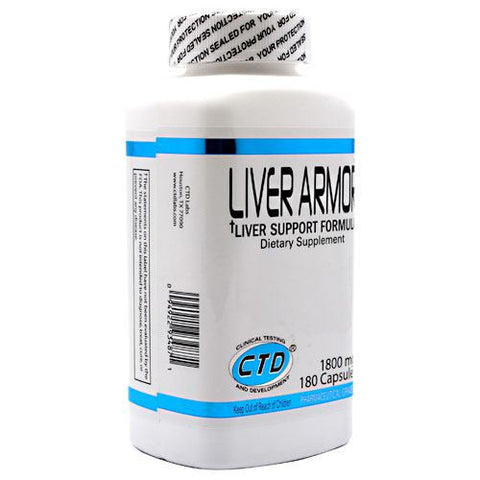 CTD Labs Liver Armor 180 ct - Nutrition Pit Supplement Store