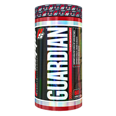 Liver Support - ProSupps Guardian Liver Detoxifier 60 Ct