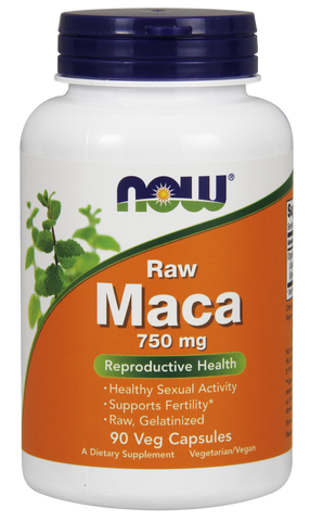 NOW Maca 750 mg 90 ct