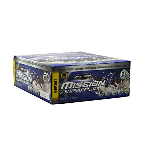 MuscleTech Mission1 12 ct