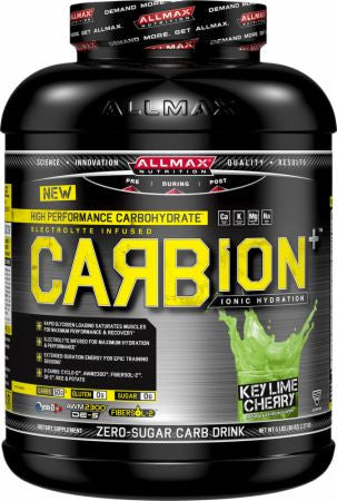 Allmax Nutrition Carbion+ 2.4 lb - Nutrition Pit Supplement Store
