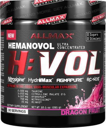 Allmax Nutrition Hemanovol 30 sv. - Nutrition Pit Supplement Store