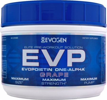 Evogen EVP 40 svg - Nutrition Pit Supplement Store