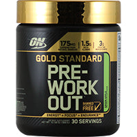 Pre Workout - Optimum Gold Standard Pre Work Out 30 Svg