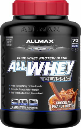 Allmax Nutrition AllWhey Classic 2 lb - Nutrition Pit Supplement Store