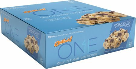 Protein Bars - Oh Yeah! ONE Bars 12 Ct