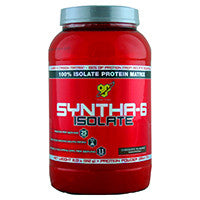 BSN Syntha-6 Isolate  2 lbs - Nutrition Pit Supplement Store