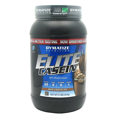 Dymatize Nutrition Elite Casein 2 lb - Nutrition Pit Supplement Store
