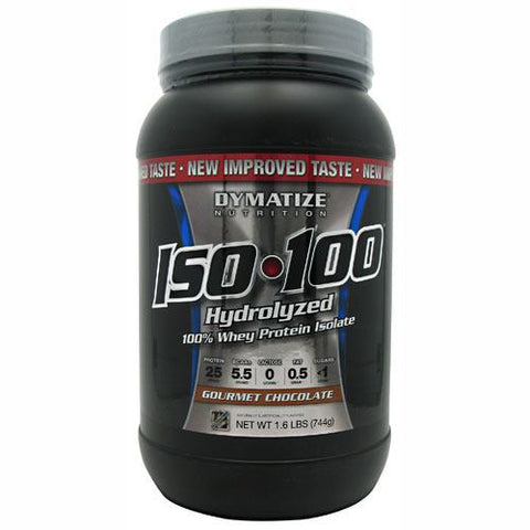 Dymatize Nutrition ISO-100 1.6 lb - Nutrition Pit Supplement Store