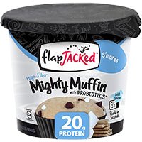 FlapJacked Mighty Muffin with Probiotics - Nutrition Pit Supplement Store
