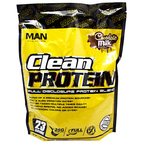MAN Sports Clean Protein 1.6 lb - Nutrition Pit Supplement Store