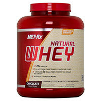 Protein - Met-Rx 100% Natural Whey 5lbs