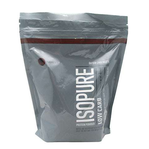 Protein - Nature's Best Low Carb Isopure 1 Lb