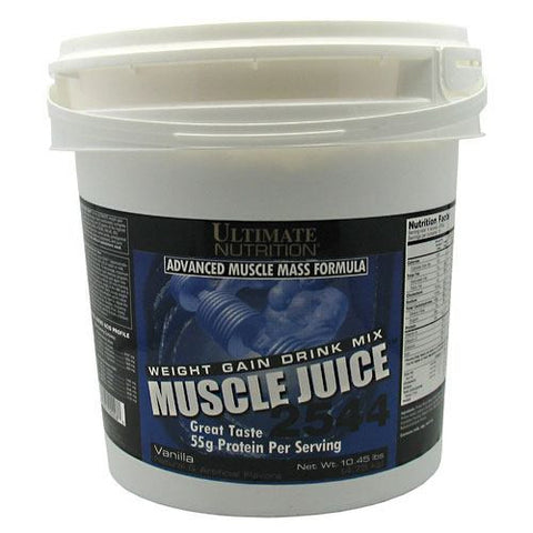 Protein - Ultimate Nutrition Muscle Juice 2544 10.4 Lb