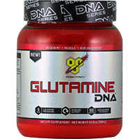 BSN DNA Series Glutamine Unflavored 60 svg - Nutrition Pit Supplement Store