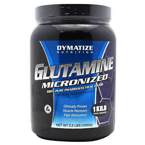 Dymatize Nutrition Glutamine 2.2 lb - Nutrition Pit Supplement Store