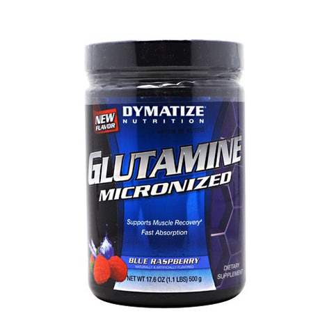 Dymatize Nutrition Micronized Glutamine 1.1 lb - Nutrition Pit Supplement Store