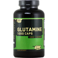 Recovery - Optimum Glutamine Caps 1000 Mg 240 Ct