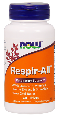 NOW Respi-All (allergy support) 60 ct