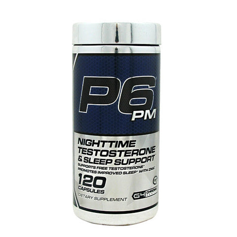 Cellucor P6 PM 120 ct - Nutrition Pit Supplement Store