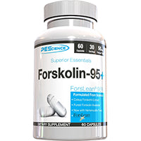 Test Boosters - PEScience Forskolin-95 60ct