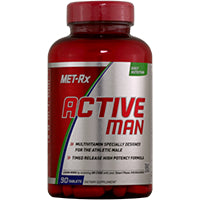 Vitamins - Met-Rx Active Man Daily 90ct