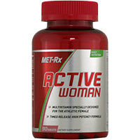 Vitamins - Met-Rx Active Woman Daily 90ct