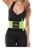 Camellias Women's Waist Trainer Belt - Body Shaper Belt