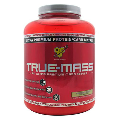 BSN True Mass 5.82 lb - Nutrition Pit Supplement Store