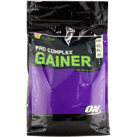 Weight Gainer - Optimum Pro Complex Gainer 60 10.16 Lbs