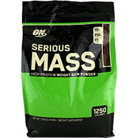 Weight Gainer - Optimum Serious Mass 12 Lbs