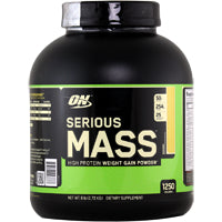 Weight Gainer - Optimum Serious Mass 6 Lbs
