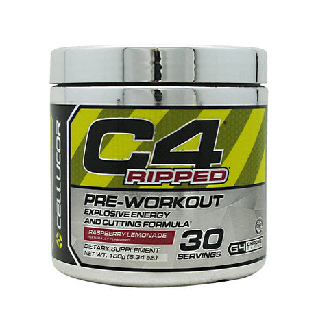 Cellucor C4 Ripped 30 svg - Nutrition Pit Supplement Store