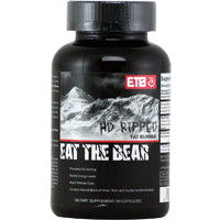 ETB HD Ripped Fat Burning Liquid Caps 90 ct - Nutrition Pit Supplement Store
