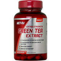 Weight Loss - Met-Rx Extra Strength Green Tea Extract 120ct