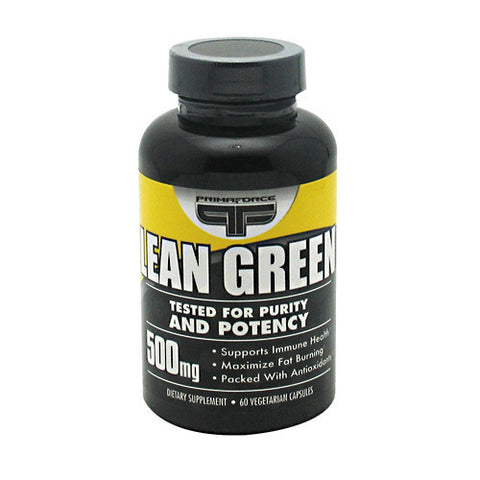 Weight Loss - Primaforce Lean Grean 500mg 60 Ct