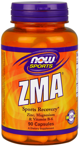 NOW ZMA 800 mg 90 ct