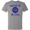 Ace's Gym 1980's Olympic Weight - NL6010 Next Level Men's Triblend T-Shirt