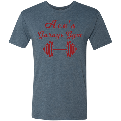 Ace's Gym - NL6010 Next Level Men's Triblend T-Shirt