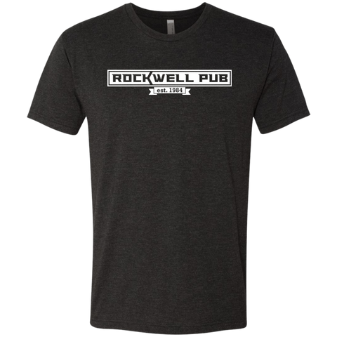 Rockwell Pub - NL6010 Next Level Men's Triblend T-Shirt
