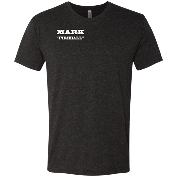 Outlaw Mark - NL6010 Next Level Men's Triblend T-Shirt