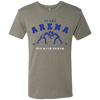 In the Arena - Blue - NL6010 Next Level Men's Triblend T-Shirt