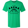 In The Arena (Black) - NL6710 Next Level Men's Triblend T-Shirt