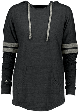 Holloway Ladies Hooded Low Key Pullover