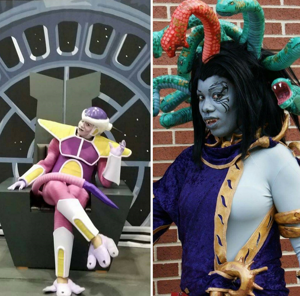 Artist (DOUBLE) Feature: Pros and Cons Cosplay