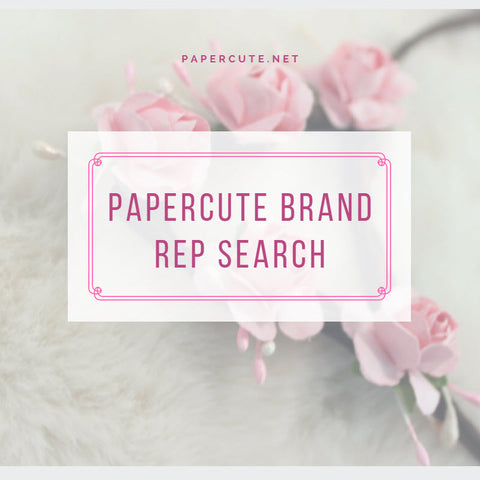 Papercute Brand Rep Search