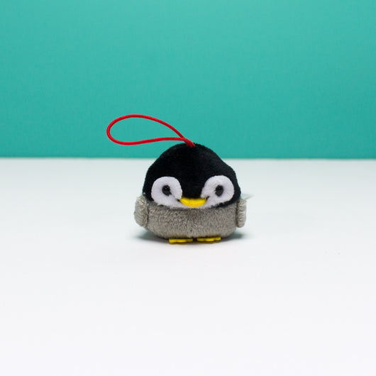 Penguin - Puchimaru Series Aquarium - Papercute