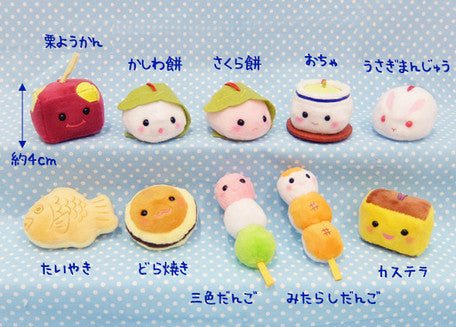 Puchimaru Japanese Confectioneries