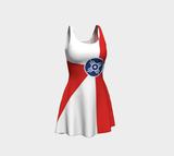 ICT Flag Dress - Papercute